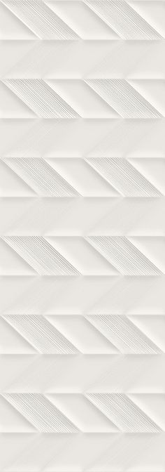 PORCELANOSA Grupo - Mosaïques Et Décorées - Oxo Spiga Marfil 31,6x90 3d Tiles, Wall Tiles, Pop Design, Tile Design, Wall Patterns, Textures Patterns, Material Board, White Prints, Tiles Texture