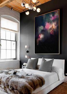 241 meilleures images du tableau Déco : Chambres (Bedrooms ...