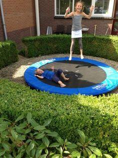 """""""project trampoline ingraven... geslaagd"""""""