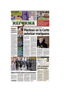 LAS PORTADAS DE PRENSA HOY  17/OCT./2015 EN MÉXICO Y OAXACA  Corporativo Medios Comunicación & Globatium México Internacional. Les presentamos lo publicado este sábado 17 de Octubre de 2015 en las portadas de los medios impresos en el Distrito Federal y el Estado de Oaxaca. Un servicio proporcionado por la licenciada Rebeca Cervantes.  www.globatium.com.mx / www.redaccioncmc.com / www.superacionoaxaca.com.mx
