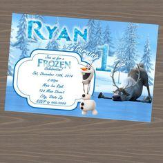 Frozen olaf in pieces birthday party invitation party frozen olaf in pieces birthday party invitation party invitations pinterest olaf birthday birthdays and disney birthday filmwisefo
