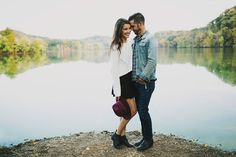 beautiful Fall Engagement, Engagement Session, Love Kisses And Hugs, Love People, Couple Photography, Destination Wedding Photographer, Nashville, Love Story, Woods
