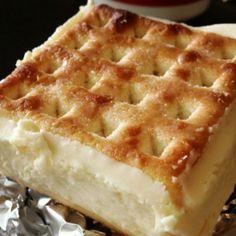 Cream Cheese Lattice Slice