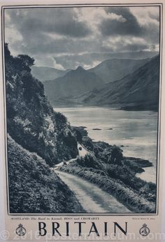 Britain: SCOTLAND - The Road to Kintail, ROSS and CROMARTY