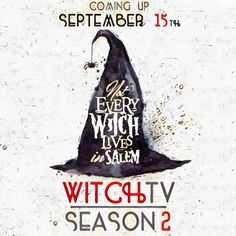 Real Magic for Modern Witches. WitchTV in YouTube SUBSCRIBE in WitchTV for Free…