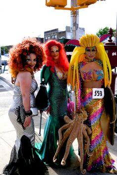Fabulous Diva Mermaids