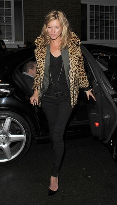 Kate moss style  Emme in the F world