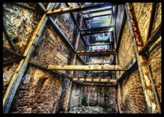 Life Among the Ruins HDR by ISIK5.deviantart.com on @deviantART