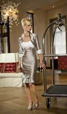 Linea Raffaelli Set 207 Dress £567 - Mother of Bride