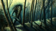 Leshy by Wezyk on DeviantArt