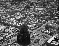 50 fotos históricas de la Ciudad de México (parte 10)