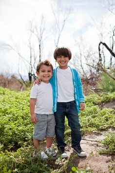 Brothers - beautiful outfits for boys to be boys (and stylish ;)
