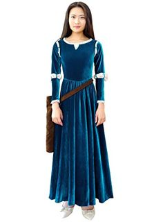 DAZCOS US Size Adult Princess Gown Green Cosplay Dress an... https   2575bede0