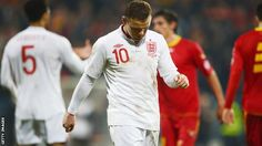 Montenegro 1-1 England England picked up a hard-earned point in Podgorica but they have much to ponder from their World Cup qualifier against Montenegro.