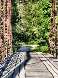 An old bridge near Fair Play, Missouri Old Bridges, East Street, Covered Bridges, Southern Charm, Body Language, Barns, Genealogy, Kansas City, Missouri