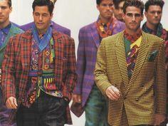 90s suits