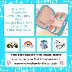 Party Pack  for 10 guests