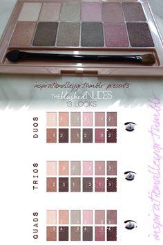 26 Trendy Eye Shadow Tutorial Maybelline Makeup Looks Maybelline Blushed Nudes, Maybelline Eyeshadow, The Blushed Nudes, Makeup Eyeshadow, Nude Makeup, Hair Makeup, Looks Pinterest, Drugstore Makeup, Eye Make Up