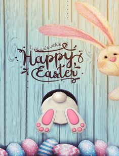 Happy Easter Gif, Happy Easter Quotes, Happy Easter Wishes, Happy Easter Greetings, Images Wallpaper, Snoopy Images, Birthday Wishes Messages, Images Gif, Easter Pictures
