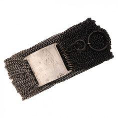 Degrade Chain Bracelet by Ann Demeulemeester.