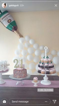 21st Birthday Party Decoration For Girl Ideas Girls 18th Gifts