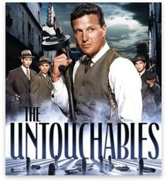 The Untouchables is an American crime drama that ran from 1959 to 1963 on ABC. Based on the memoir of the same name by Eliot Ness and Oscar Fraley, it fictionalized Ness' experiences as a Prohibition agent, fighting crime in Chicago in the 1930s with the help of a special team of agents handpicked for their courage, moral character and incorruptibility, nicknamed the Untouchables.