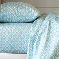 Celadon Scale Sheet Set. #serenaandlily