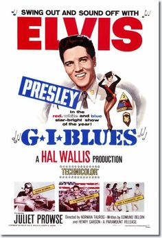 My Grandpa McKinley was in this movie with Elvis :)
