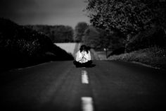 Lonely mood sad alone sadness emotion people loneliness Solitude sorrow girl road suicide death wallpaper | 4368x2912 | 648639 | WallpaperUP