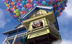 """Neighbors Upset About Real """"Up"""" House"""