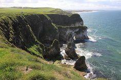 Nordirlands magische Küste ist voller epischer Landschaften
