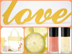 Loving the NEW Mary Kay Lemon Parfait Pedicure Collection!