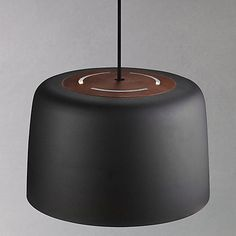 Buy Black Nordlux Vision Ceiling Light, Black from our Ceiling Lighting range at John Lewis & Partners. Wood Detail, Metallic Paint, Metal Shades, Warm Light, Nordlux, Pendant Lighting, Hallway Lighting, Ceiling Lights, Lights