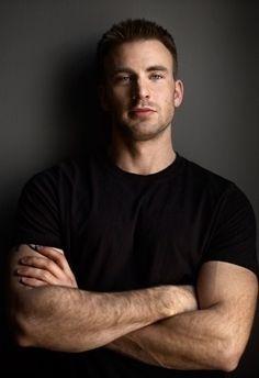Chris Evans...Captain America