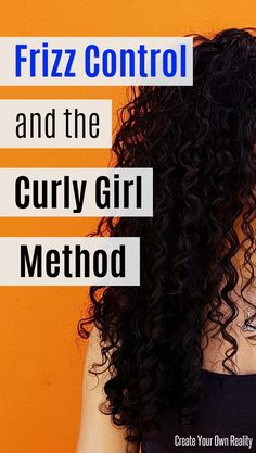 curly hair If you the Curly Girl Method and need help with frizz control, this is the post for you! Here youll find nine tips to help cut frizz in curly hair. Youll also get some curly girl approved product suggestions that might help! Curly Hair With Bangs, Curly Hair Tips, Curly Hair Care, Short Curly Hair, Curly Hair Styles, Long Hair, Frizzy Hair Hairstyles, Girls With Curly Hair, Pretty Hairstyles