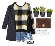 """#Yoins"" by credentovideos ❤ liked on Polyvore"