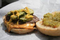 Triple 'Cheezborger' - best eats in Chicago