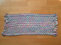 this & that by Pasqualina: Braided rug - Geflochtener Teppich - Tappeto intrecciato