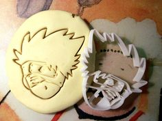 Hey, I found this really awesome Etsy listing at https://www.etsy.com/listing/208259563/naruto-kakashi-hatake-cookie-cutter-made