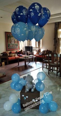 Welcome Baby Helium Gas Balloons Helium Gas, Welcome Baby, Balloon Decorations, Balloons, Globes, Balloon, Balloon Centerpieces, Hot Air Balloons