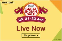 Amazon Great Indian Sale - Up to 35% OFF on Mobile Phones