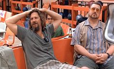 And America looked at Russia like this: | The NSA Scandal As Told By The Big Lebowski