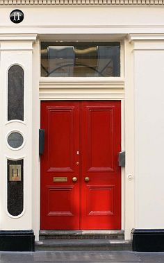 a red door | Flickr - Photo Sharing!