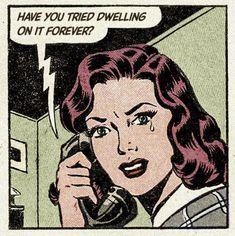 19 Depressingly Relatable Relationship Comics That Are Too On Point - Memebase - Funny Memes Sober, Comic Books Art, Comic Art, Comic Poster, Relationship Comics, Vintage Pop Art, Comic Panels, Wow Art, Morning Humor