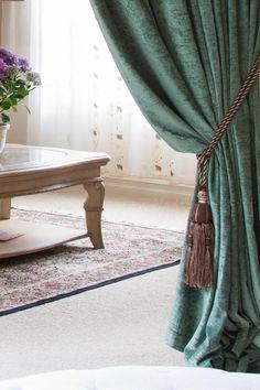 p14现代美式简约欧式法式新古典窗帘款式软装设计素材图片资料-淘宝网