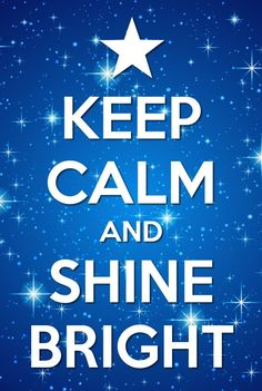 Shine as bright as the stars!