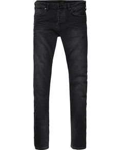 Skinny-Hose im Rocker-Stil 55€