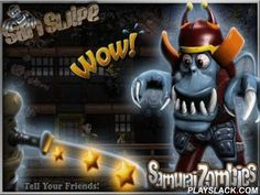 Samurai Zombies  Android Game - playslack.com , Samurai Zombies is the game that will dive you into a superb condition with acceptable graphics, sound and intriguing gameplay. You compete as Sam, the Samurai, who has to clear the country of bad goblins who have obtained  themselves with different devices. You must assist him unravel all these problems and be alive.