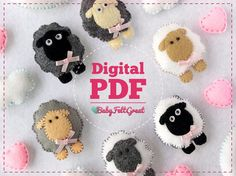 Hey, I found this really awesome Etsy listing at https://www.etsy.com/listing/477731022/felt-ornament-sheep-pdf-sewing-pattern