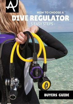 Learn how to choose a scuba diving regulator the proper way with this easy to read guide. Follow these 5 steps to select the diving regulator that you need.